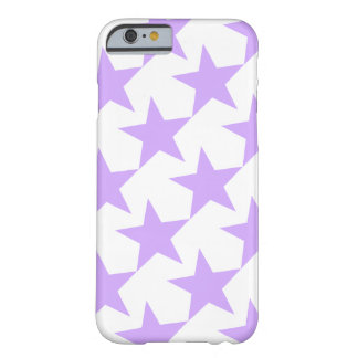 LILAC STARS (GEOMETRIC PATTERN) iPhone 6 Case