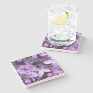 Lilac Stone Coaster