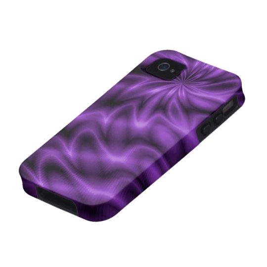 Lilac Swirl Case-Mate iPhone 4 Cover