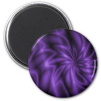 Lilac Swirl Magnet