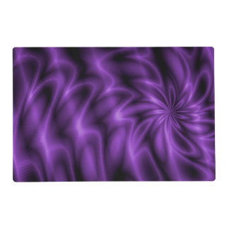 Lilac Swirl Placemat