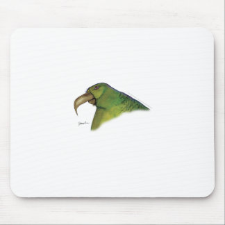 lilac tailed parrotlet, tony fernandes mouse pad
