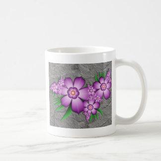 Lilac tenderness coffee mug
