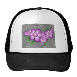 Lilac tenderness trucker hat