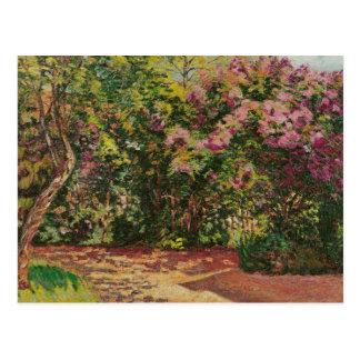 Lilac, the Artist's Garden Postcard