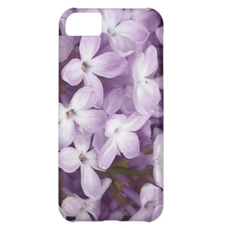 Lilac the flower for 8th anniversary iPhone 5C covers