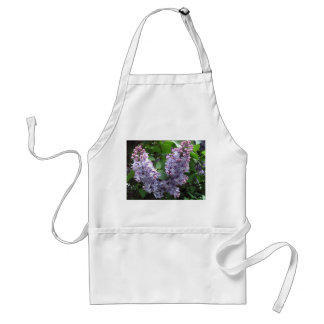 Lilacs Adult Apron