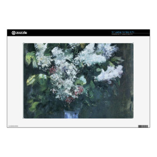 """Lilacs by Lesser Ury 13"""" Laptop Skin"""