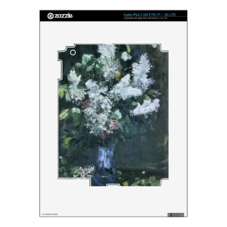 Lilacs by Lesser Ury Skins For iPad 3