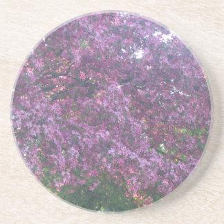 Lilacs Drink Coaster