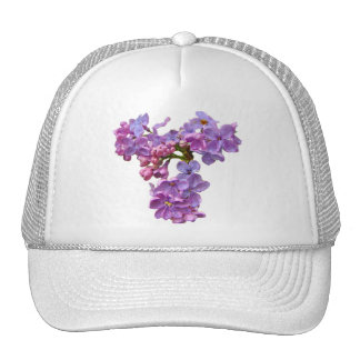Lilacs in Springtime Trucker Hat