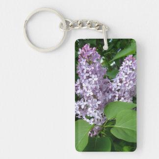 Lilacs Key Chain