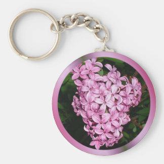 Lilacs Keychains