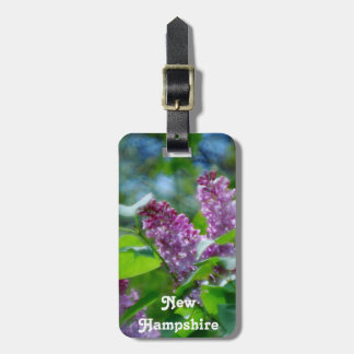 Lilacs Tags For Luggage