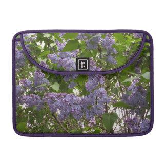 Lilacs Macbook Pro Sleeve
