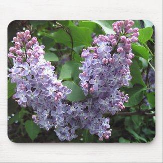 Lilacs mousepad