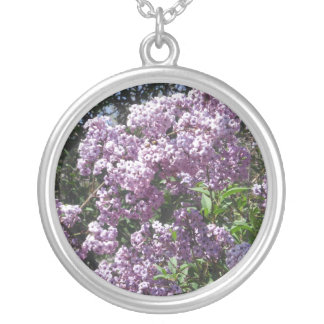 Lilacs Necklace