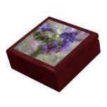 Lilacs Of Love Art Giftbox Keepsake Box