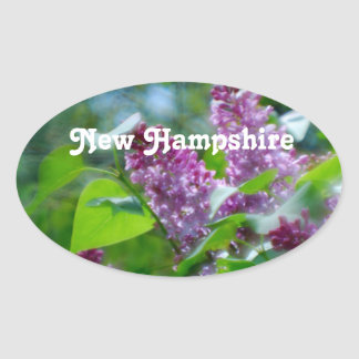 Lilacs Stickers
