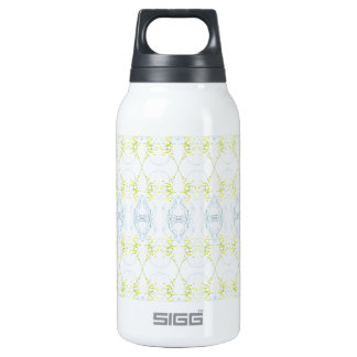 Lilah's Snowflakes Insulated Water Bottle