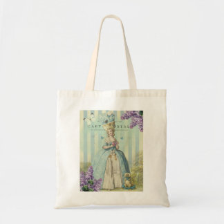 Lilas au printemps tote bag