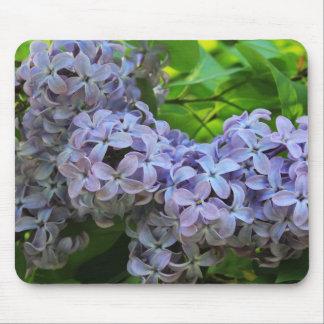Lilas en la plena floración mouse pad