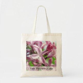 Lilas frescas de la primavera bolsa tela barata