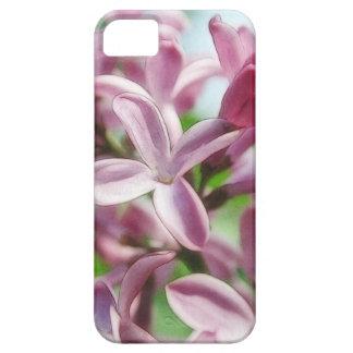 Lilas frescas de la primavera iPhone 5 funda