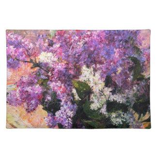 Lilas Placemat de Mary Cassatt Manteles
