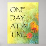 Lilas y amapolas de un día a la vez (ODAT) Poster