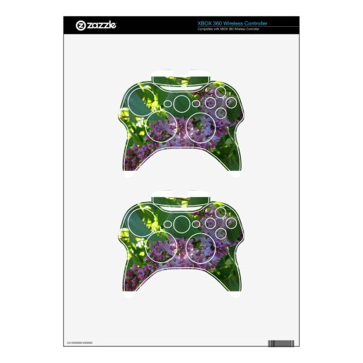 Liliac Mando Xbox 360 Skin