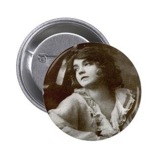 Lilian Gish Pinback Buttons