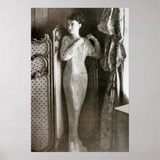 Lilian Gish Print