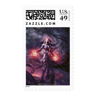 Liliana Vess Postage Stamps