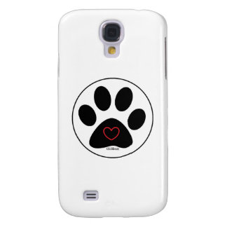 LiliBean's Love Galaxy S4 Case