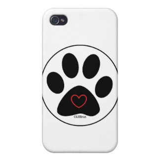 LiliBean's Love iPhone 4/4S Cases