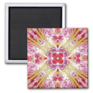 Lilie rosa - Lily pink Magnets