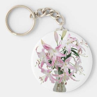 Lilies051409 Keychain