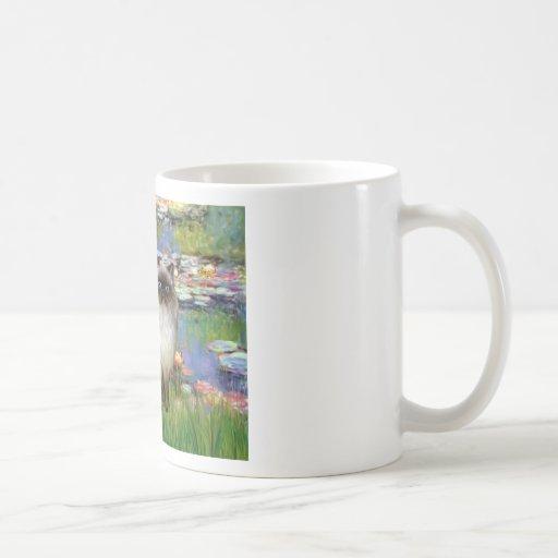 Lilies 2 - Himalayan cat 7 Coffee Mugs