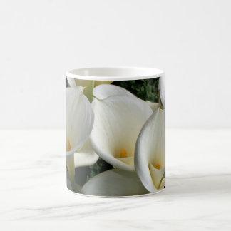 Lilies at Calla Lily Plantation, Taiwan Classic White Coffee Mug