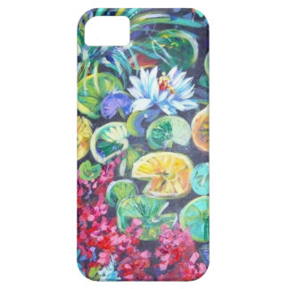 lilies iPhone 5 cases