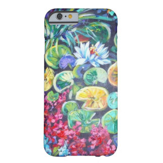 lilies barely there iPhone 6 case