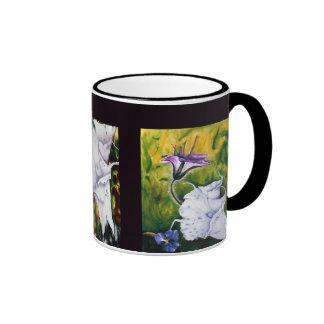 Lilies Collage Mug