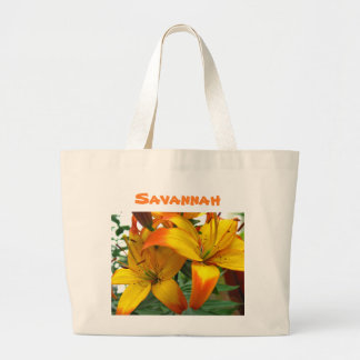 Lilies / Easter egg hunting Bags