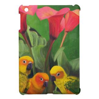 Lilies Grotto iPad Mini Covers