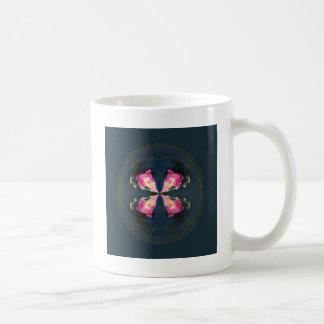 Lilies in the globe coffee mug