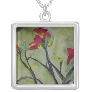 Lilies Necklace