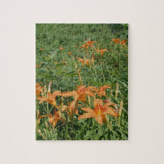 Lilies of the Field Art Puzzle