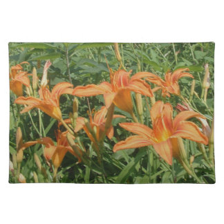 Lilies of the Field Designer Placemat Cloth Place Mat