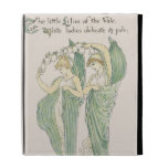 Lilies of the Vale, from Flora's Feast, 1901 (colo iPad Case